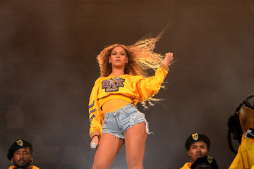 Beyonce Knowles 2018 Coachella Valley Music And Arts Festival - Weekend 1 - Day 2