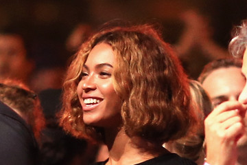Beyonce Knowles 2014 Budweiser Made In America Festival - Day 2 - Backstage - Los Angeles