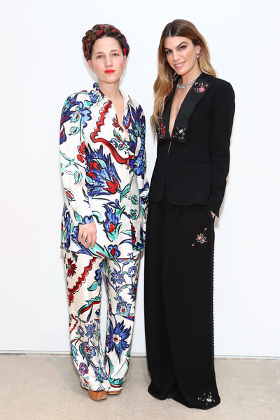 Tory Burch Fall Winter 2020 Fashion Show - Backstage