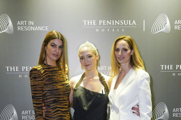 Bianca Brandolini D'Adda The Peninsula Hotels Presents Art In Resonance At Hong Kong Art Basel