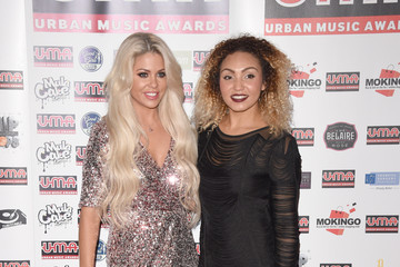 Bianca Gascoigne Urban Music Awards - Red Carpet Arrivals