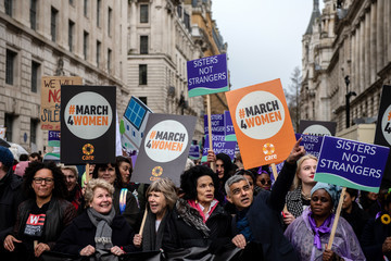 Bianca Jagger Sadiq Khan European Best Pictures Of The Day - March 08