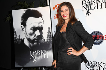 Bianca Kajlich 'Dark Was the Night' Premiere Party
