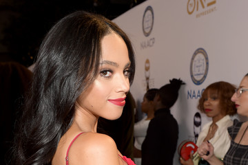 Bianca Lawson 49th NAACP Image Awards - Red Carpet