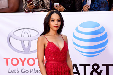 Bianca Lawson 48th NAACP Image Awards - Arrivals