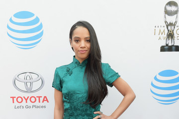 Bianca Lawson 48th NAACP Image Awards -  Red Carpet