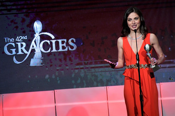 Bianna Golodryga The 42nd Annual Gracie Awards - Inside