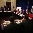 Steven Chu Biden Holds Cabinet Meeting On Cutting Government Waste