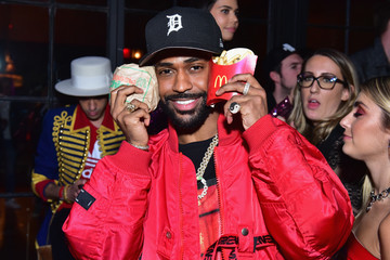 Big Sean McDonald's Celebrates Music's Hottest Night With The Chainsmokers