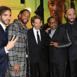 Bilall Fallah Premiere Of Columbia Pictures'