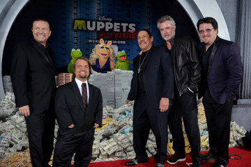 Bill Barretta 'Muppets Most Wanted' Premieres in Hollywood — Part 2