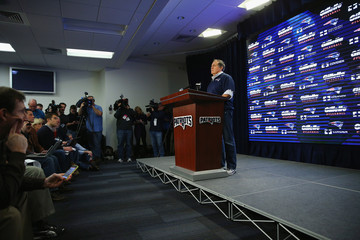 Bill Belichick Bill Belichick Press Conference