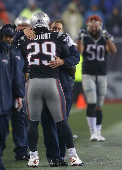 Image result for belichick and blount