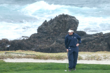 Bill Belichick AT&T Pebble Beach National Pro-Am - Round Three