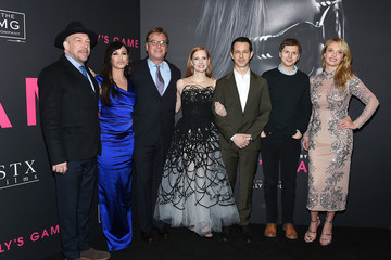 Bill Camp 'Molly's Game' New York Premiere