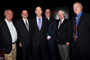Bill Campbell CinemaCon 2015 - The State Of The Industry: Past, Present And Future And Paramount Pictures Presentation