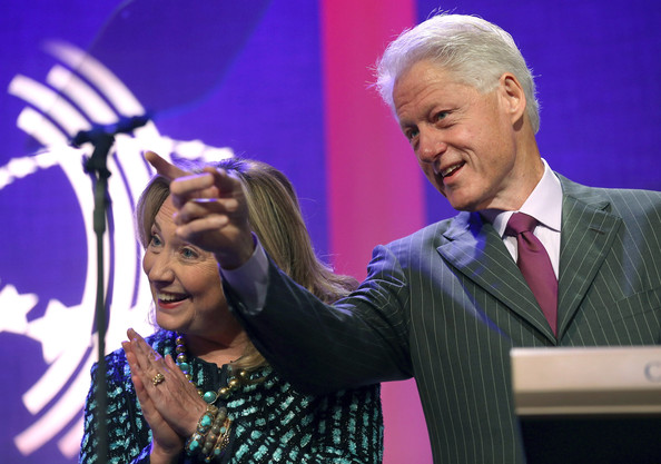 World Leaders In Politics, Finance Gather For Clinton Global Initiative