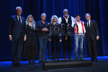 Bill Clinton 60th Annual GRAMMY Awards - MusiCares Person of the Year Honoring Fleetwood Mac - Inside