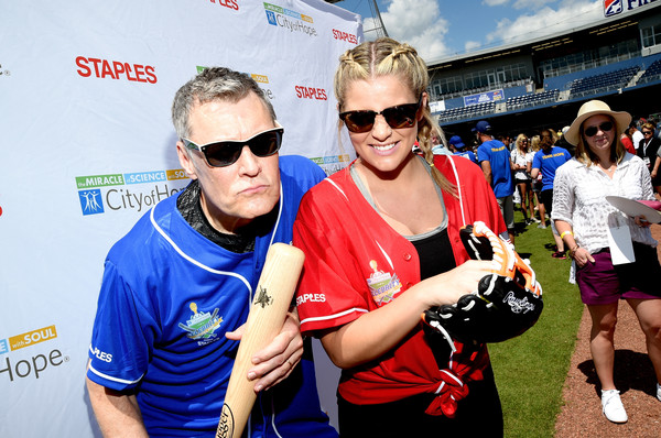 City of Hope Celebrity Softball Game - Arrivals