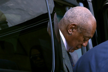 Bill Cosby Bill Cosby Arrives at the Montgomery County Courthouse