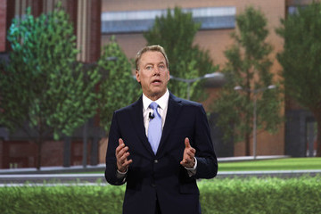 Bill Ford New Models Debut at North American International Auto Show