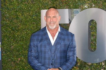 Bill Goldberg WWE 20th Anniversary Celebration Marking Premiere Of WWE Friday Night SmackDown On FOX
