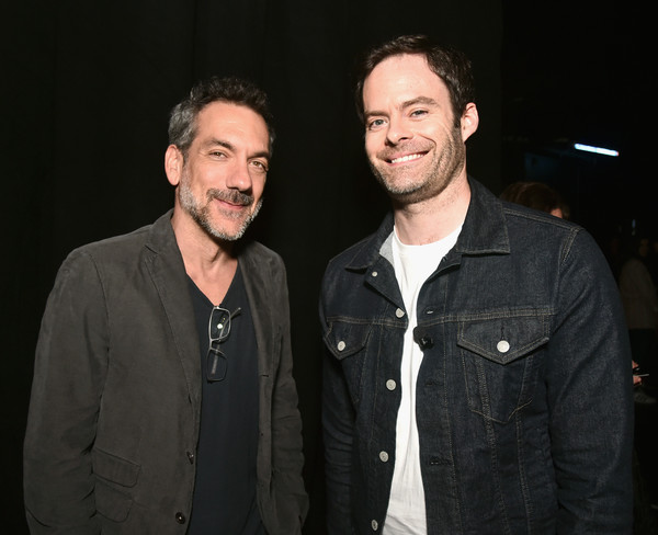 Bill Hader and Todd Phillips Photos - 1 of 1