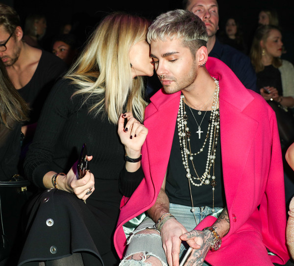 Baby fashion trends 2017 - Bill Kaulitz Photos Photos Maybelline Hot Trendsxhbition