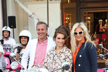 Bill McComb Juicy Couture - London Flagship Launch
