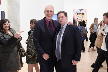 Bill Miller Brooklyn Museum Celebrates Marilyn Minter And Iggy Pop at Opening Night Event