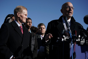 Bill Nelson Congressional Democrats, Gun Control Advocates Call For Action On Gun Safety