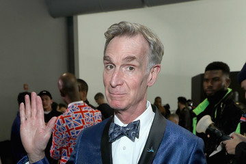 Bill Nye The Blue Jacket Fashion Show to Benefit the Prostate Cancer Foundation - Inside