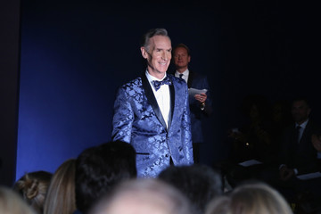 Bill Nye Inaugural Blue Jacket Fashion Show to Benefit Prostate Cancer Foundation - Runway