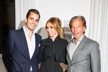 Bill Rancic Restoration Hardware Celebrates the Opening of 'RH Chicago - The Gallery at the Three Arts Club'