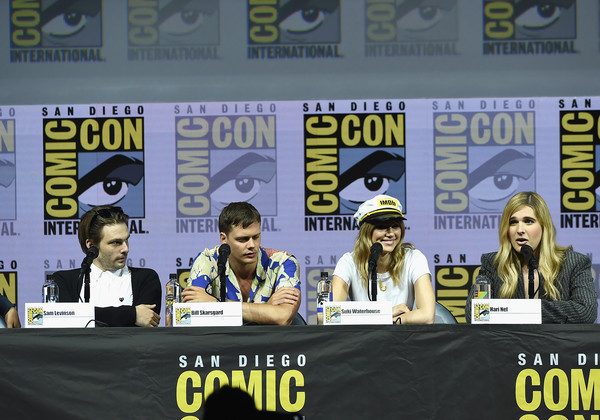 Comic-Con International 2018 - 'Assassination Nation' Panel With Cast And The Russo Brothers