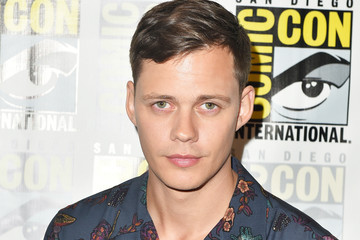 Bill Skarsgard Comic-Con International 2018 -  Hulu's 'Castle Rock' Press Line