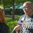 Bill Thompson Protest Outside of Bill Cosby's 'Far From Finished' Tour