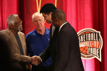 Bill Walton 2016 Basketball Hall of Fame Enshrinement Ceremony