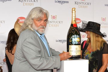 Bill Wichrowski Moet & Chandon Toasts The 139th Kentucky Derby - Day 2