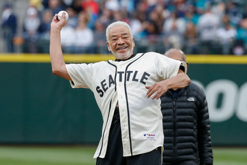 Bill Withers Boston Red Sox v Seattle Mariners