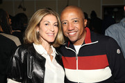 Julie Greenwald (L) and Kevin Liles attend the Billboard 2018 R&B Hip-Hop Power Players event at Legacy Records on September 27, 2018 in New York City.