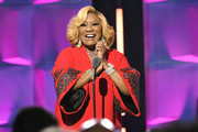 Patti LaBelle speaks onstage at Billboard Women In Music 2018 on December 6, 2018 in New York City.