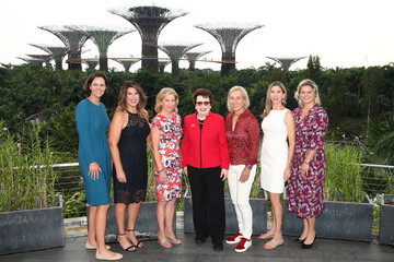 Billie Jean King BNP Paribas WTA Finals Singapore Presented By SC Global - Day 4