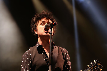 Billie Joe Armstrong Green Day Performs at Talking Stick Resort Arena