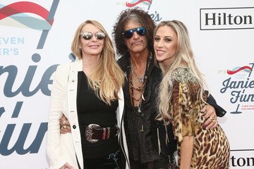 Billie Paulette Montgomery Steven Tyler's 2nd Annual Grammy Awards Viewing Party To Benefit Janie's Fund Presented By Live Nation - Red Carpet