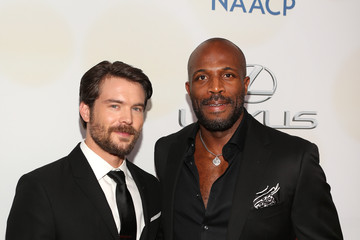 Billy Brown 46th NAACP Image Awards — Part 2