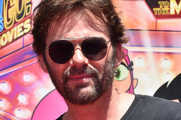 Billy Burke Los Angeles Premiere Of Warner Bros. Animations' 'Teen Titans Go! To The Movies' - Arrivals