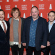 Billy Carter 'Hangmen' Opening Night After Party