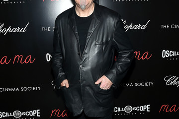 Billy Connolly The Cinema Society and Chopard Host a Screening of Oscilloscope's 'ma ma' - Arrivals