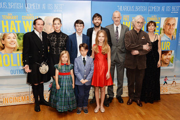 Billy Connolly 'What We Did on Our Holiday' Premiere